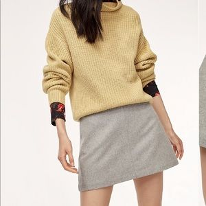 Aritzia Wilfred Essonne Skirt